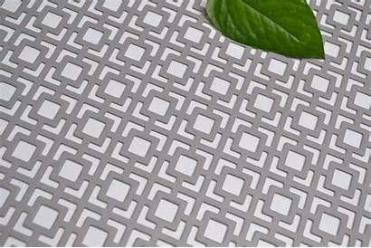 Perforated Metal Sheet Aluminum Decorative Panel