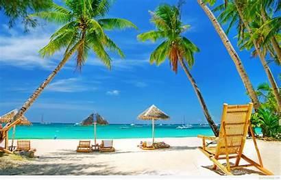 Summer Wallpapers Beach Desktop Quotes Computer Chair