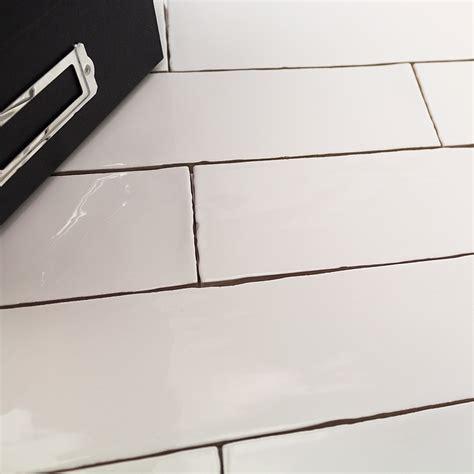 shop for lancaster 3x12 bianco ceramic tile at tilebar