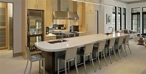 gourmet kitchen islands top 10 luxurious gourmet kitchens 1276