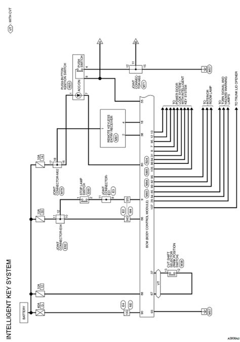 Nissan Sentra Body Parts Diagram