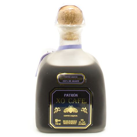 Patron xo cafe tequila cocktail   coffee tequila sour recipe. Patron - XO Cafe - Coffee Liqueur and Tequila - 750ml ...