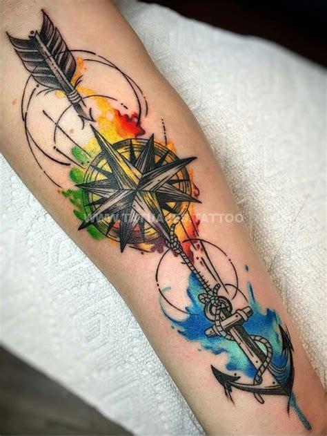 +50 ideas de 【 Tatuajes de Flechas 】 📷 Foto y significado