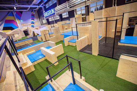 jump squad parkour design designing parkour freerunning gyms  parks
