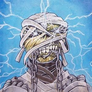Eddie - IRON MAIDEN by EmitWO on DeviantArt