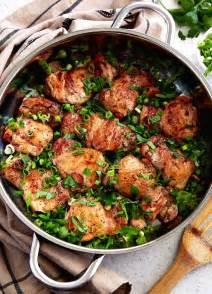 Healthy Chicken Thigh Recipes