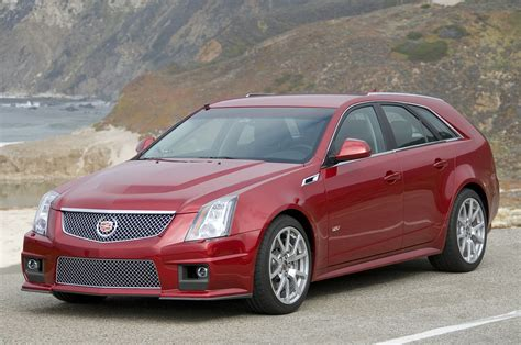 2011 Cts V by The Exciting Cadillac 2011 Cts V Wagon Machinespider