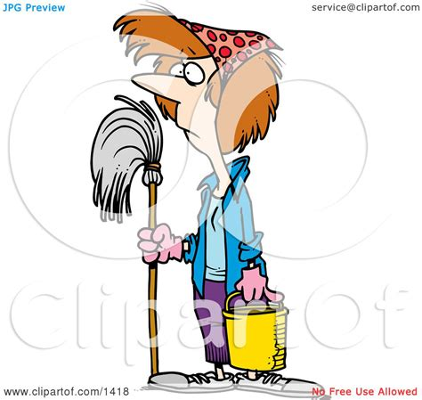 spring cleaning clipart  toonaday