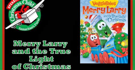 kathys cluttered mind veggietales merry larry and the
