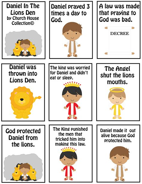 1000 images about ece chapel bible curriculum ideas on 391 | Daniel%2BIn%2BThe%2BLions%2BDen%2BPrintable%2BFree%2BMini%2BBooklet%2BFor%2BKids%2Bin%2BSunday%2BSchool%2Bchildren's%2Bchurch