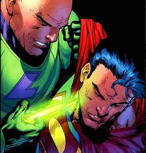 REFLECTIONS: Kryptonite vs Krypton & Superman