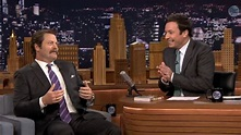 Video: Parks & Recreation's Ron Swanson offers college ...