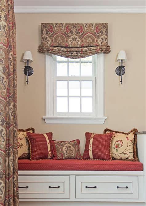 Custom Window Blinds by Custom Window Treatments Pillows And Window Seat Cushion