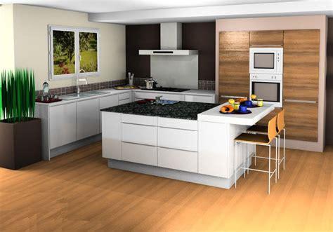 cuisine en 3d créer concevoir sa cuisine en 3d cuisines raison