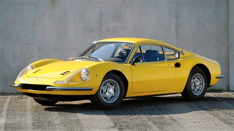 ferrari dino  gt wallpapers hd images wsupercars