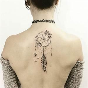 Attrape Reve Tatoo : tatouage attrape r ve 100 designs myst rieux et leurs significations ~ Nature-et-papiers.com Idées de Décoration