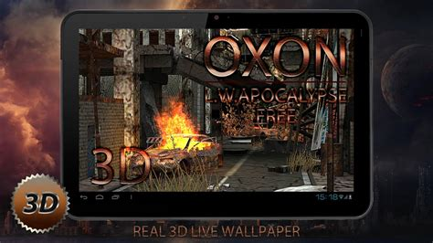 3d Live Wallpaper For Android