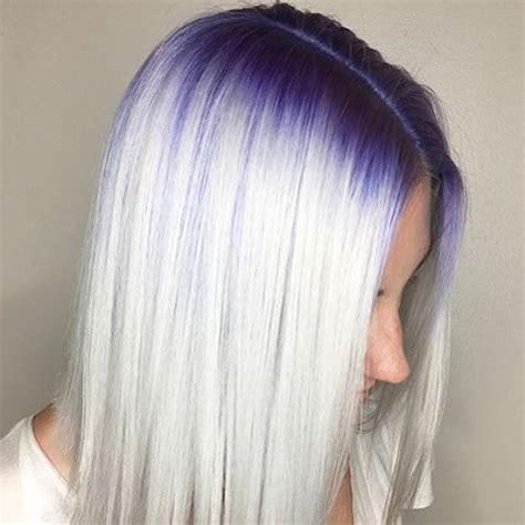 Is Platinum A Hair Color by 20 Trendy Hair Color Ideas 2019 Platinum Hair Ideas