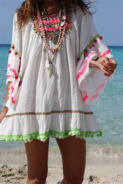 Ibiza Trendy Stylelovely Mytenida Kaftan Moda Ropa