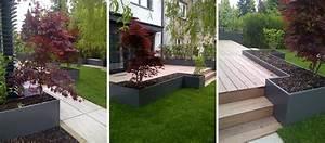 Garten Sichtschutz Modern : sichtschutz im garten modern ~ Michelbontemps.com Haus und Dekorationen