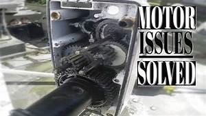 My Minn Kota Motor Troubleshooting