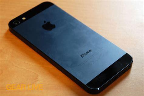 iphone 5 black iphone 5 black slate rear anodized aluminum iphone 5