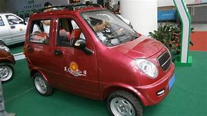 A window into China's low-speed electric vehicle ...