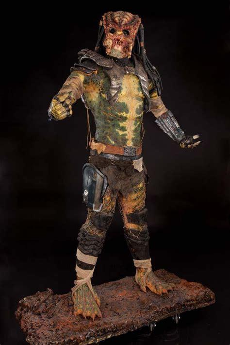 Original Predator Costume From Predator 2