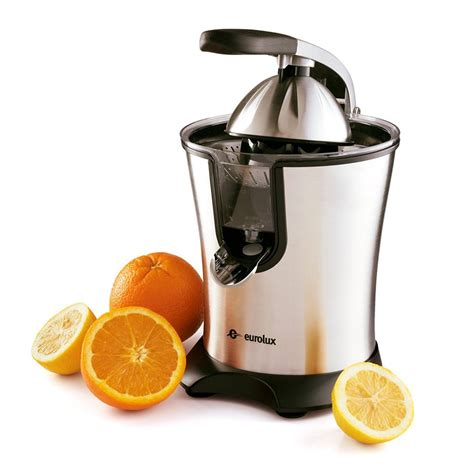 juicer citrus steel stainless orange eurolux motorized juicers market juicing ratings user
