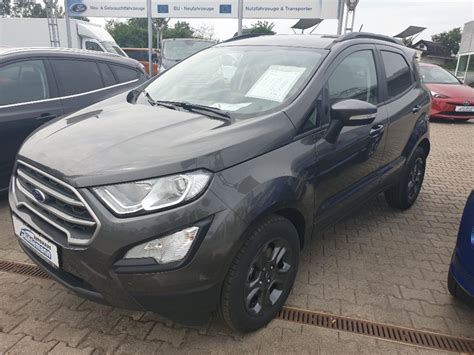ford ecosport cool connect ford ecosport cool connect winterpaket tageszulassung