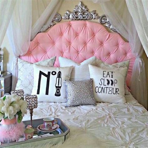 pink girly glam diva room girly bedroom room decor