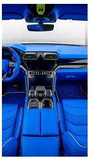 Mansory Lamborghini Urus Wide Body – Mansory America