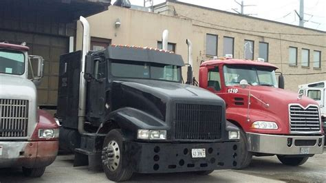 international international custom big trucks