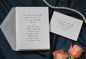 12 best traditional wedding invitations cards and folders With traditional wedding invitations embossed