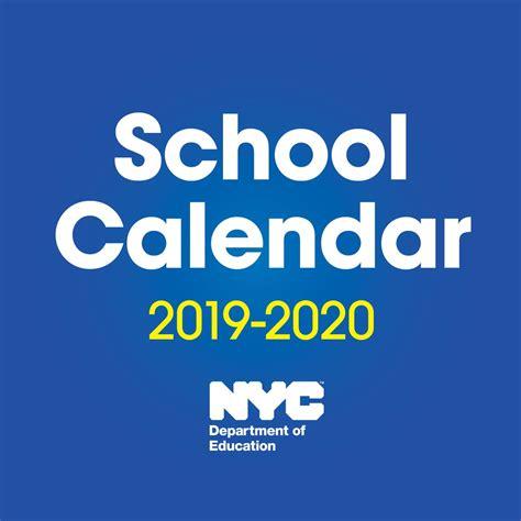 nyc public schools twitter school calendar