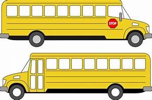 Clipart - School bus