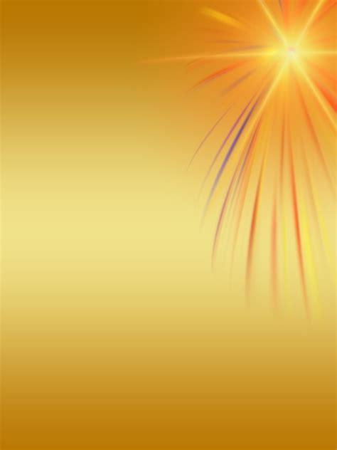 illustration background gold star golden