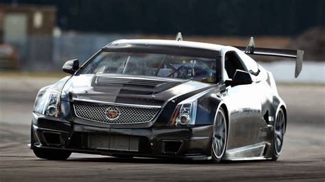 cadillac cts  coupe scca race car youtube