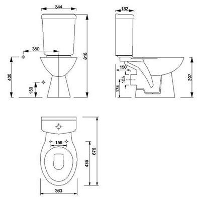 toilet dimensions 8 best images about toilet on toilet room Toilet Dimensions