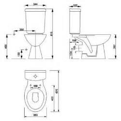 Single Bowl Kitchen Sink Sizes by Toilet Standard Size Cerca Con Google Standard Size
