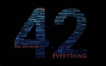 42 Number Meaning
