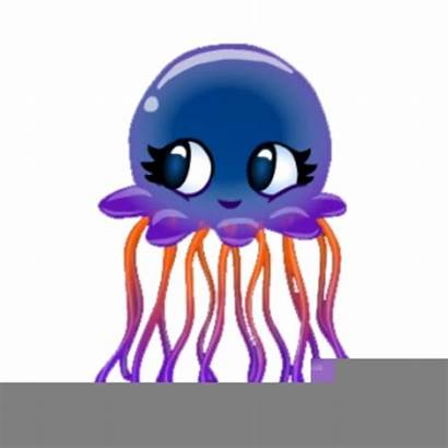 Clipart Jellyfish Animated Clip Clker Hi