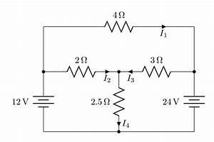 Diagrams - Flow Of Current In A Circuit - Tex