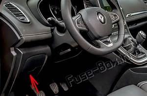 Fuse Box Diagram  U0026gt  Renault Scenic Iv  2017
