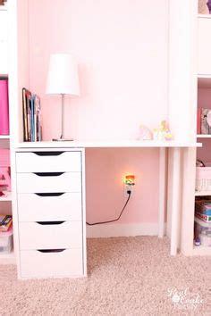 Diy Desk For Ikea Expedit  Bureau, Chambres Et Deco