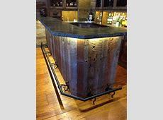 Best 25+ Reclaimed wood bars ideas on Pinterest Wood