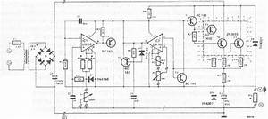 50v Bench Power Supply Using Lm10 2n3055