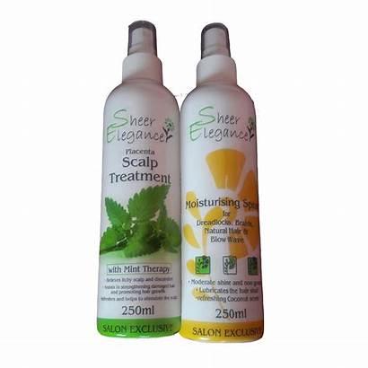 Hair Scalp Dreadlocks Spray Natural Treat Tc