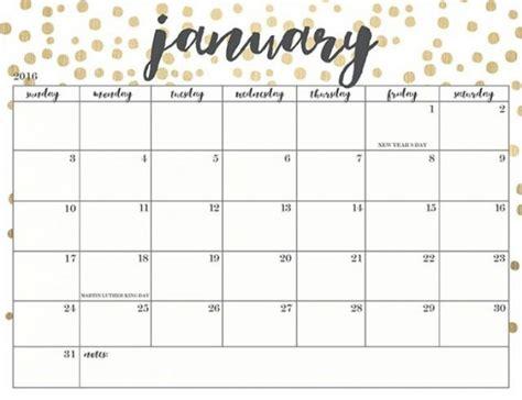 calendar template january 2018 january 2018 calendar printable template with holidays pdf usa uk