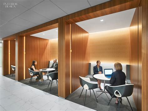 Gensler's New Lobby Paradigm for Marriott's Bethesda HQ